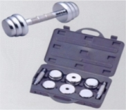 Combination Barbell & Dumbbell Sets